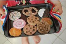 Sweet Treats / by Lumi Dough