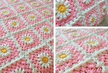Crochet - Granny Squares / For the love of the Granny Square.