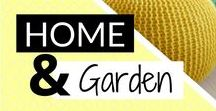 Home & Garden / Home decor, moving & downsizing, garden ideas, anything related to home and how to build it