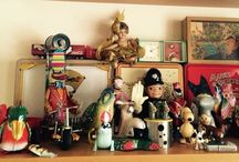 Tins and toys