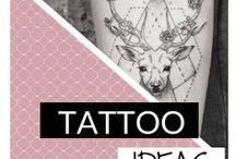 Tattoo ideas / Tattoos I want and everything tattoo related.