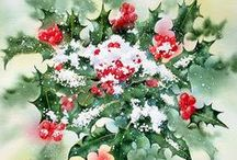 Decoupage Karácsony - Decoupage Christmas