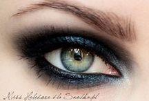 Makeup - Smoke and Colour