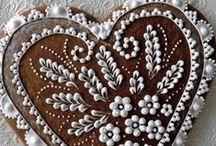 mézeskalács - gingerbread