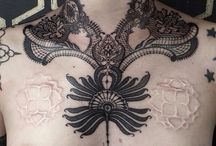 Chest Piece Tattoos / Ideas for my chest piece tattoo