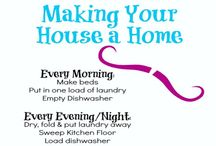 Housewifery / Cleaning,  organization,  chores, etc.