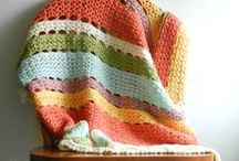 Crochet - Blankets / Baby blankets, afghans, lapghans, throws and all.
