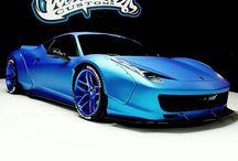 expensiv cars / Rinos