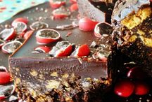 Slices and brownies