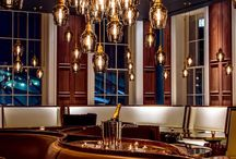 Mood for lighting / colours and interiors that suit Rothschild & Bickers lighting