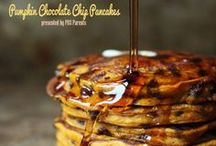 Pancakes and Crepes Recipes / Delicious pancakes, crepes and waffle recipes