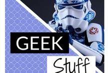Geeks in us / Books, TV, Musicals, Disney... all my geeky heart needs.