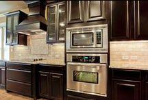 Interior Spaces / Granite |  Hardwood | You name it