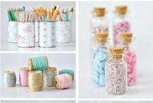 Cute Crafts & Ideas / by Jackqueline Beimler