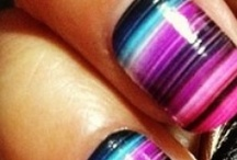 Amazeballs nails! / Nails that inspire me or just plainly make me weak in the knees because they are so...AMAZEBALLS!