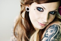 Girls and Tattoos