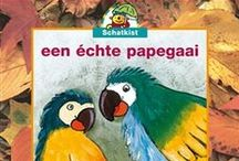 Schatkist, Herfst (Dieren/Een echte papegaai)