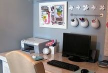 Office Space Decor / Some ideas to decorate office space