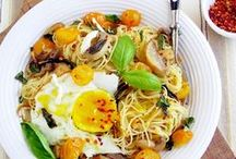 What's for Dinner? / EGG-ceptional dinner recipes for any day of the week.