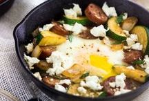 Hash It Out / Delicious recipes for hash.
