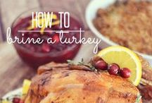 Turkey Day Tips & Tricks / Tips and tricks for having a very Happy Thanksgiving.