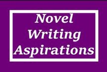 Novel Writing Aspirations / Writing is a little masochistic and requires some super villain tendencies. I am that writer and so I shall write (step one in my plan for world domination).