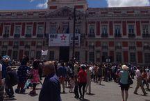 Finde semana en Madrid
