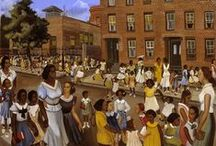 African American Art: Harlem Renaissance, Civil Rights Era, and Beyond / On view at the Crocker Art Museum June 29 – September 21, 2014 https://crockerartmuseum.org/african-american-art / by Crocker Art Museum