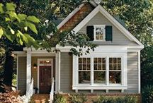 houses, dreams, and everything little in between. / Everything about houses and house decor that I love!!