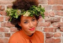 Celeb Hair Inspiration! / Our favorite kinky and curly natural haired celebrities