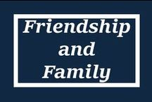 Friendship and Family / How do adults make friends? How far should family opinions influence your decisions? Let's talk about the profound influence friends and family have on our every day lives.
