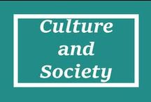 Culture and Society / Culture and Society are intimate, personal aspects of all our lives. As we slowly progress into the future, where might our current standards take us? Are we improving and what does it even mean to improve?