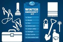 Winter Driving tips / Winter driving tips for you and your family! Stay safe this winter!