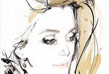 // Catherine Deneuve // / Un tour d'horizon de la mode, du maquillage, des coiffures portés par l'actrice Française Catherine Deneuve