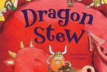 Dragon Stew by Steve Smallman and Lee Wildish