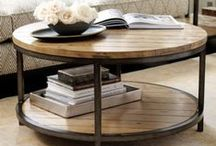 Coffee Tables / Collection of coffee and side tables