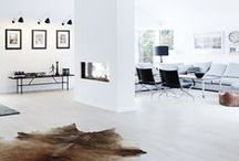 Danish Interior | Living Space / Danish interior design is simple yet extremely sophistication. Check out some of my favorite spaces below!