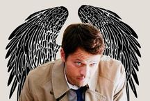 #SPN / Gags, edits, gifsets and my OTP - Destiel.