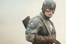 ☆ STEVIE ☆ / Steve Rogers aka Captain America