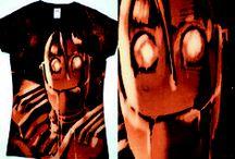 Camisetas/T-shirt