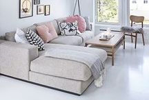 Couch | Living Space / A collection of beautiful sofas.