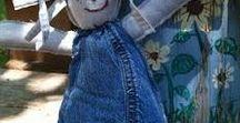 jeans in tutti i modi / cosa si puo fare con i jeans usati