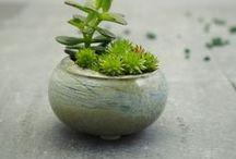 Ceramic Pots & Planters. Handmade