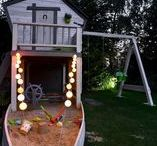 Misza&Masza / garden#design#ideas#children#play#area
