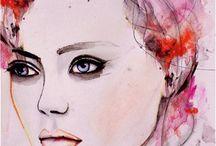 // Marion Cotillard // / Un tour d'horizon de la mode, du maquillage, des coiffures portés par l'actrice Française Marion Cotillard