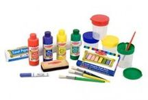 Art supplies / by Educational Toys Planet