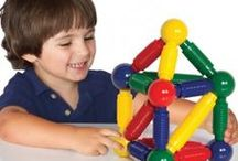Magnetic Building toys / by Educational Toys Planet
