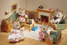 Calico Critters / by Educational Toys Planet
