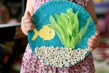 Crafts for Kids / Fun and creative craft ideas for kids!