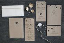 Hochzeitspapeterie / Designkonzepte für Hochzeiten auf hohem Niveau, mit viel Liebe zum Detail.